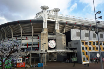 Amsterdam Arena buitenkant