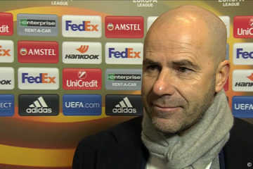 Peter Bosz interview EL