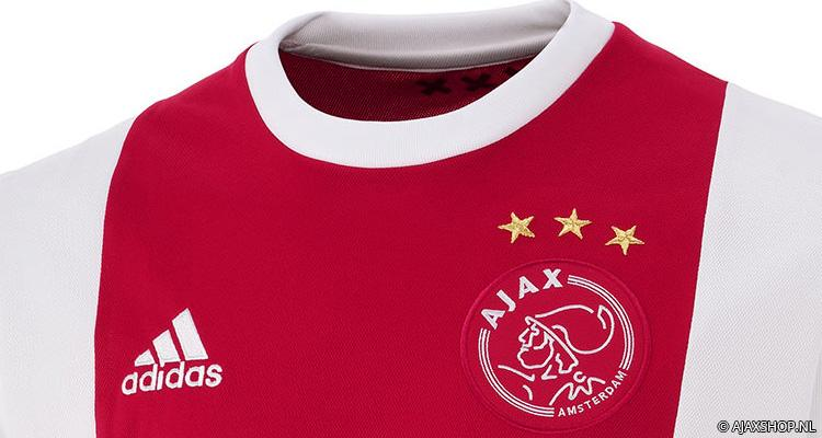 Ajax Thuisshirt 2017-18