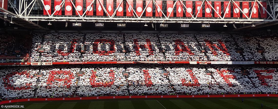 Historie Ajax