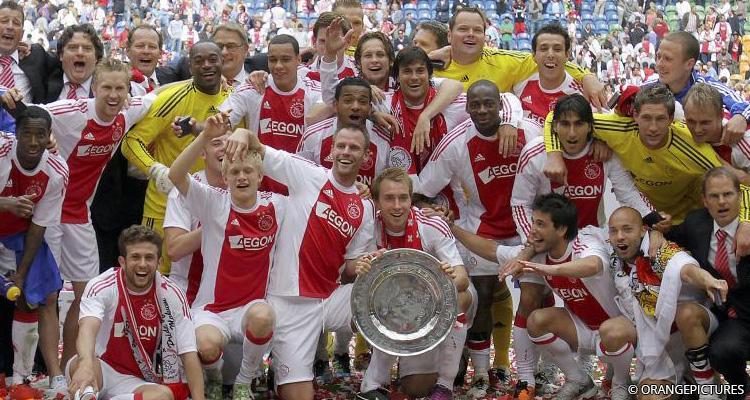 Ajax Kampioen 2010/11