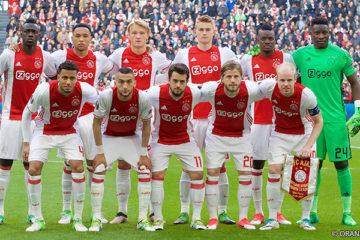 Selectie Ajax