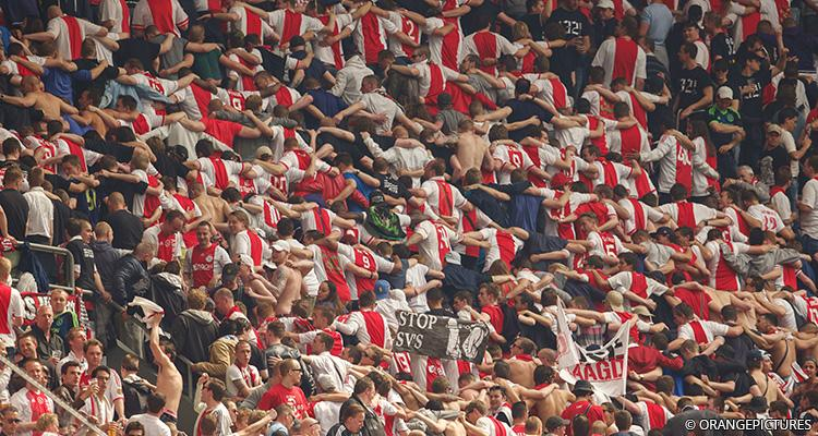 Supporters Fans Ajax