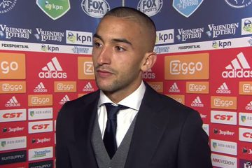 Hakim Ziyech interview