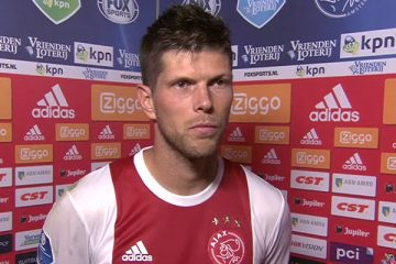 Klaas-Jan Huntelaar interview