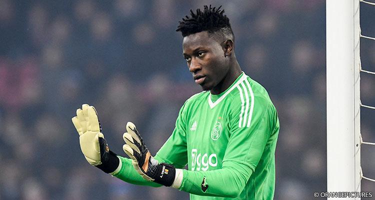 Andre Onana keeper