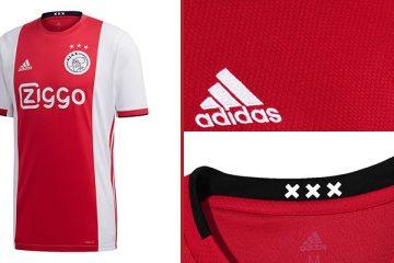Ajax Thuisshirt 2019-20