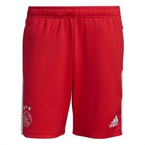 adidas Ajax Trainingsbroekje 2021-2022 Rood