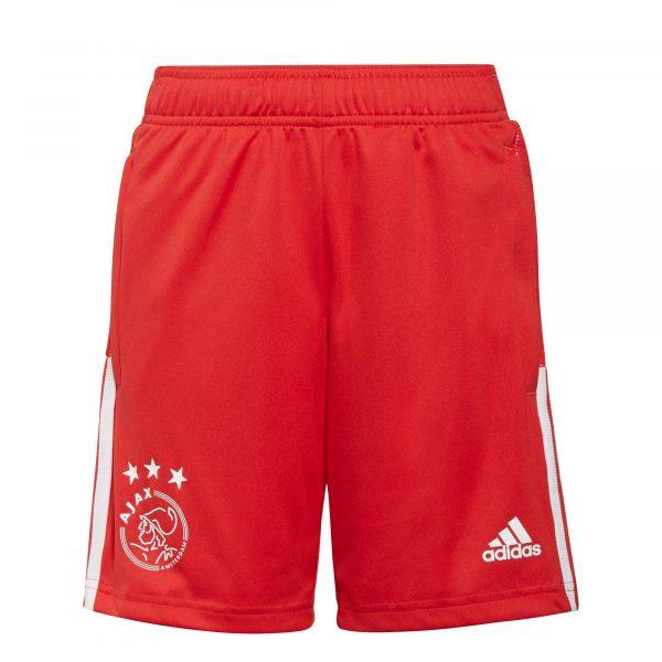 adidas Ajax Trainingsbroekje 2021-2022 Kids Rood